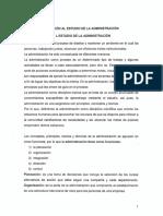1. Introduccion Al Estudio de La Administracion