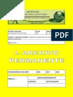 A. Permanente Tapa