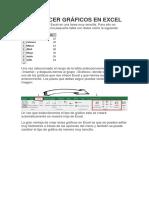 Como Hacer Gráficos en Excel