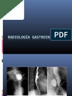 Radiología Gastrointestinal Y GENITOURINARIO