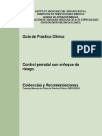 Control Prenatal GRRR