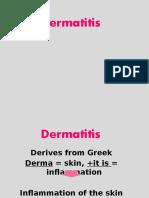 K15-Dermatitis.pptx