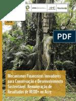 WWF 2018 Mecanismos REDD Acre