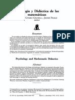 Psicología y didáctica de las matemáticas.pdf