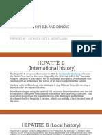 Hepatitis b, Hiv , Syphilis and Dengue Kath