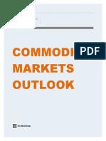 comodity market outlook