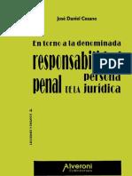 cesano, jose - en torno a la denominada responsabilidad penal de la persona juridica.pdf