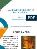 1_filosofía Del Derecho y Hermenéutica en La Época Clásica
