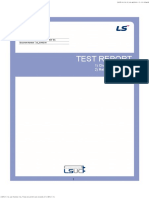 EDLC testing example