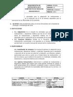 Pps0834-V3 Adqusición de Medicamentos y Dispositivos