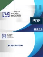Pensamiento y Propuesta del PAN, José Antonio Patiño Pastrana