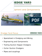 Flexible, Fast, & Cost-Effective Solutions for the Dredging & Mining Industry - Basel Yousef, Dredge Yard