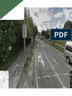 Avenidas en Bogota