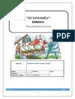 Política Industrial en El Perú