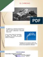 Ecologia Trabajo El Carbono