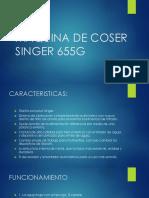 Presentacion Maquina de Coser