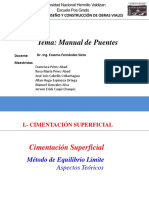 Exp. Manual Puentes