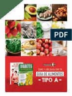 Guía de Alimentos TIPO a de Frank Suárez_rf