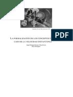 La formalización de los conceptos físicos... (Investigación Estado del Arte).pdf
