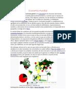 Economía Mundial y Bloques Economicos