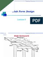 slab form design.ppt