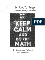 probability in society - solutions