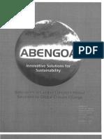 Abengoa - Soluciones Al Cambio Climatico Global PDF