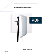 UHF RFID102R Integrated Reader by R2000