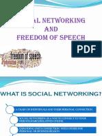 Presentation on Social Networking