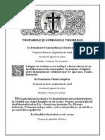 TROPARELE ŞI CONDACELE TRIOD PENT NASCATOARE SAPT SI DE OBSTE.docx