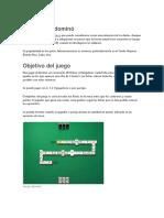 reglas Domino