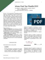 Informe Final 2 Circuitos Electrónicos 1