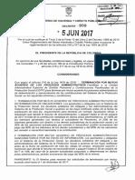 Decreto 938 Del 05 de Junio de 2017 (1)