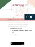 La Organización Territorial