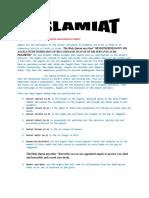 ISLAMIAT O'LEVEL.docx