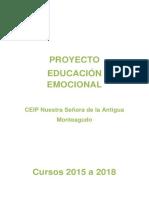Proyectoeducacinemocional