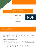 Huang, K. - Statistical Mechanics - Resolução