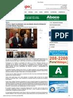 Perú y Japón Mantienen Una Excelente Relación Bilateral
