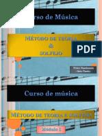 Curso_Médoto de Teoria e Solfejo