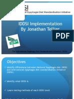 iddsi presentation  1