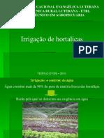 Apresentação Irrigação de Hortaliças-2