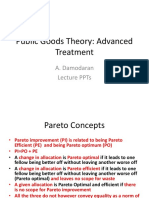 Lecture 2 Public Goods Theory