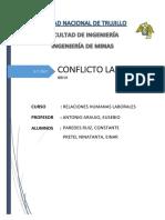 Clase 7 Conflicto Laboral