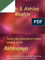 Adab Akhlaq Muslim