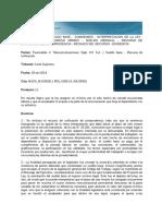 Sueldo Base Corte Suprema Rol 1058-14 (28.10.14.)