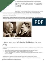 Nietzsche e Jung _ A influência de Nietzsche em Jung (Introdução) _ Psicoativo ⋆ O Universo da Psicologia
