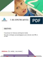 Trastornos Espectro Autista