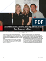People of Midtown Magazine - Tulsa - November 2018 - Rooms With A Heart Organization