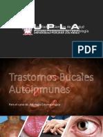 Trastornos bucales autoinmunes