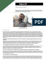 El sociólogo Gabriel Vommaro analiza un fenómeno particular de la política (1)